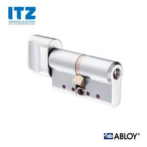 Cilindro con picaporte G5 ABLOY para amaestramientos de llaves
