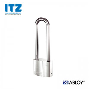 Candado grado seguridad 3 ABLOY de 100 mm. para amaestramientos de llaves