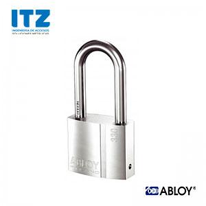 Candado grado seguridad 3 ABLOY de 50 mm. para amaestramientos de llaves