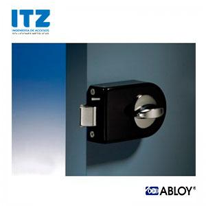 Conjunto cerradura sobreponer automatica ABLOY para amaestramientos de llaves