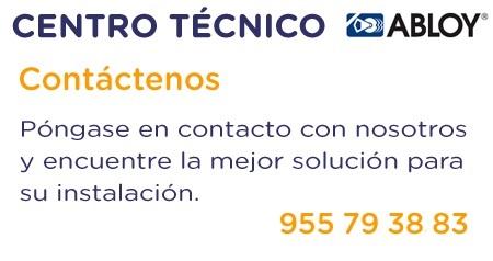 ITZ. Centro Técnico Abloy - Expertos en todo tipo de amaestramientos de llaves de lata seguridad